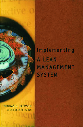 Implementing a Lean Management System book cover