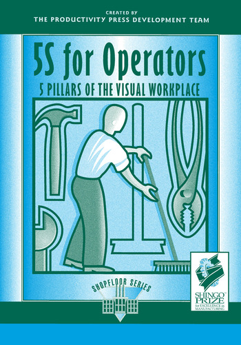 5S for Operators 5 Pillars of the Visual Workplace book cover