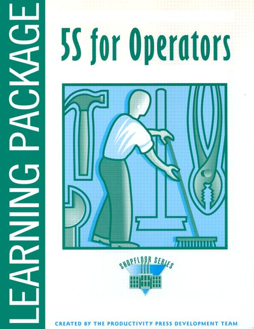 5S for Operators Learning Package book cover