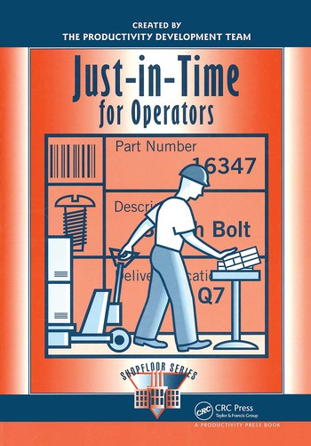Just-in-Time for Operators book cover