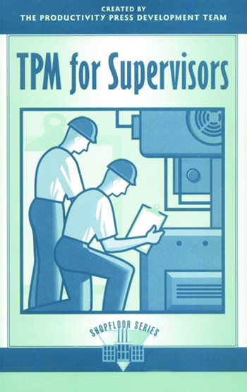 TPM for Supervisors book cover