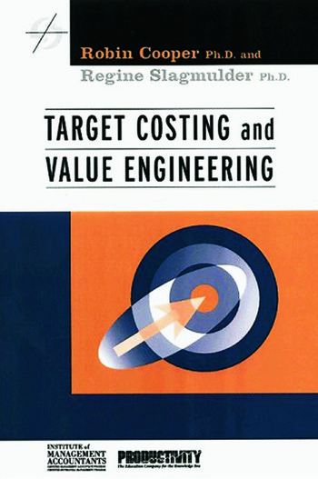 Target Costing and Value Engineering book cover
