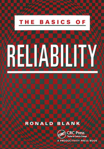 The Basics of Reliability book cover