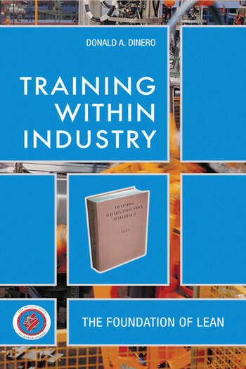Training Within Industry The Foundation of Lean book cover