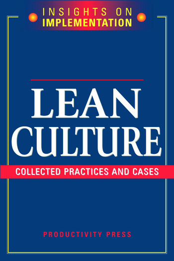 Lean Culture Collected Practices and Cases book cover