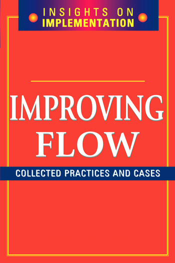 Improving Flow Collected Practices and Cases book cover
