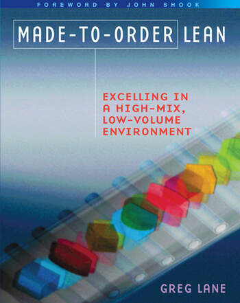 Made-to-Order Lean Excelling in a High-Mix, Low-Volume Environment book cover