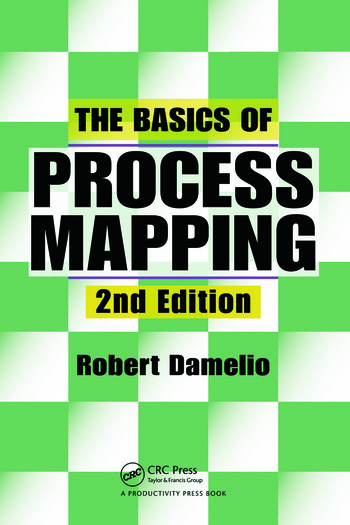 The Basics of Process Mapping book cover