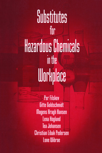 Substitutes for Hazardous Chemicals in the Workplace book cover