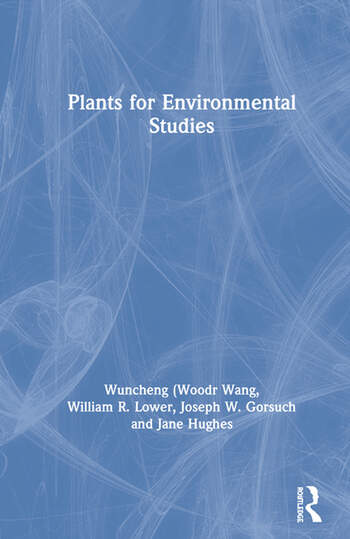 Plants for Environmental Studies book cover