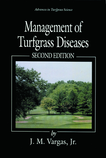 Management of Turfgrass Diseases book cover