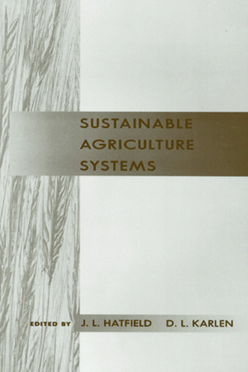Sustainable Agriculture Systems book cover