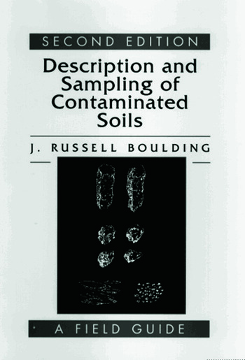 Description and Sampling of Contaminated Soils A Field Guide book cover