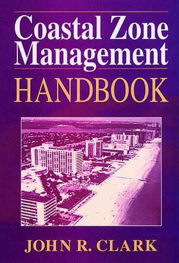 Coastal Zone Management Handbook book cover
