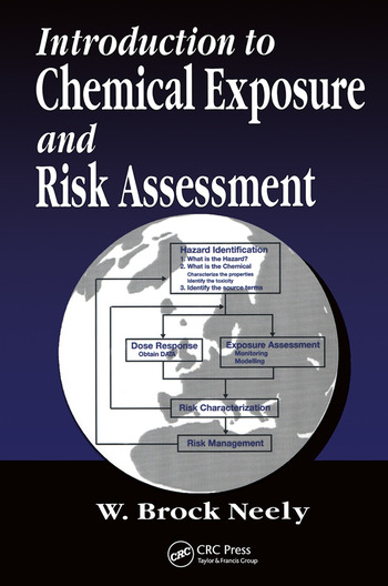 Introduction to Chemical Exposure and Risk Assessment book cover