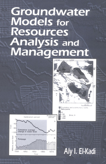 Groundwater Models for Resources Analysis and Management book cover