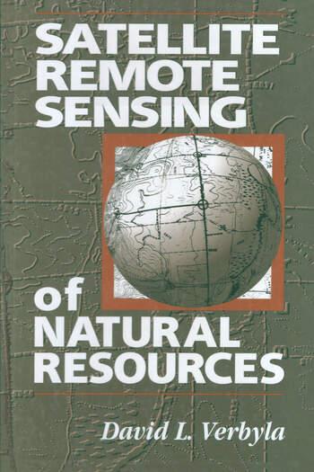 Satellite Remote Sensing of Natural Resources book cover