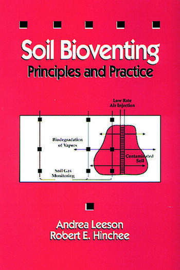 Soil Bioventing Principles and Practice book cover