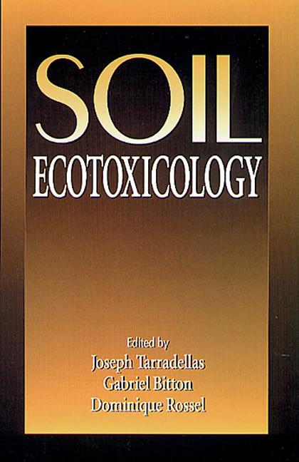 Soil Ecotoxicology book cover