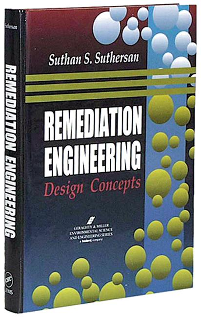 Remediation Engineering Design Concepts book cover