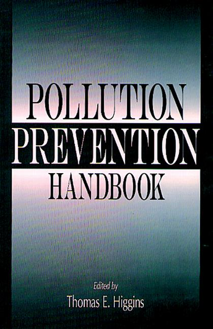 Pollution Prevention Handbook book cover