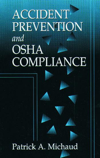 Accident Prevention and OSHA Compliance book cover