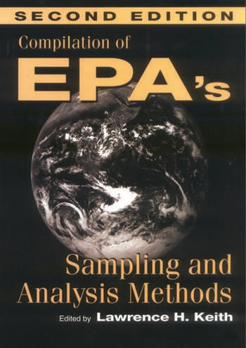 Compilation of EPA's Sampling and Analysis Methods book cover