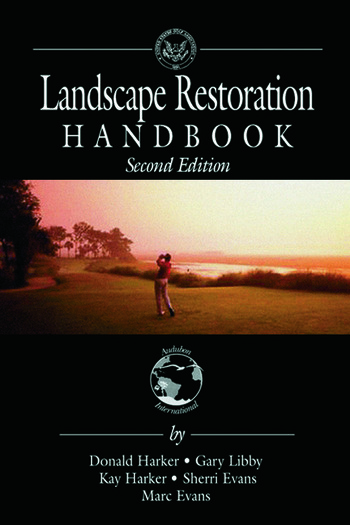 Landscape Restoration Handbook book cover