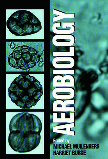 Aerobiology book cover