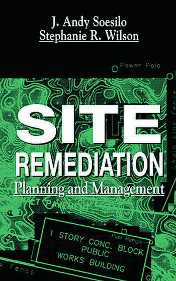 Site Remediation Planning and Management book cover