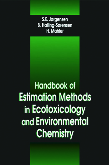 Handbook of Estimation Methods in Ecotoxicology and Environmental Chemistry book cover
