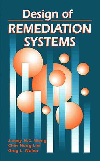 Design of Remediation Systems book cover