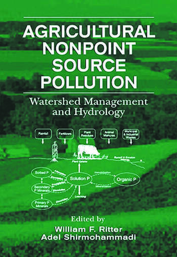 Agricultural Nonpoint Source Pollution Watershed Management and Hydrology book cover