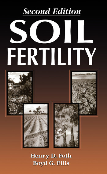 Soil Fertility, Second Edition book cover