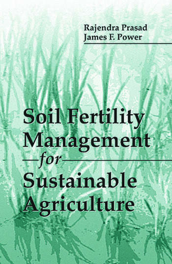 Soil Fertility Management for Sustainable Agriculture book cover