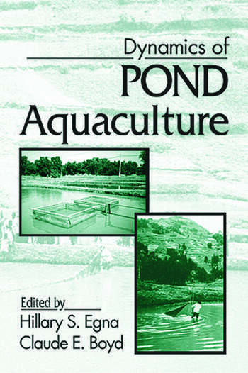 Dynamics of pond aquaculture crc press book dynamics of pond aquaculture book cover fandeluxe Images
