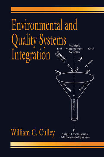 Environmental and Quality Systems Integration book cover