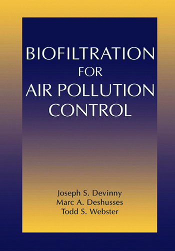 Biofiltration for Air Pollution Control book cover