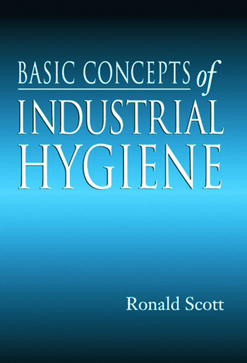 Basic Concepts of Industrial Hygiene book cover