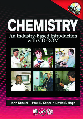 Chemistry An Industry-Based Introduction with CD-ROM book cover