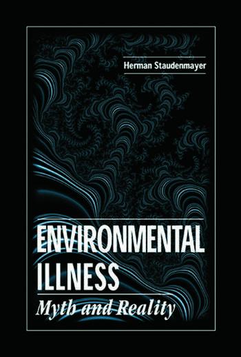 Environmental Illness Myth & Reality book cover