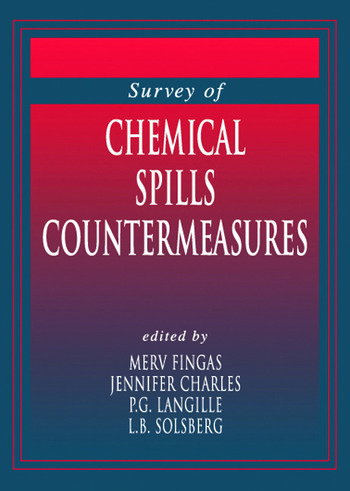 Survey of Chemical Spill Countermeasures book cover