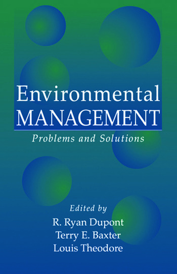 Environmental Management Problems and Solutions book cover
