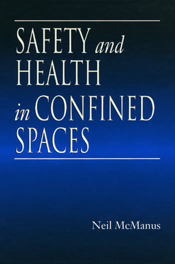 Safety and Health in Confined Spaces book cover