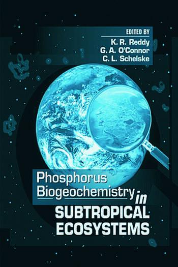 Phosphorus Biogeochemistry of Sub-Tropical Ecosystems book cover