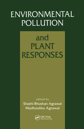 Environmental Pollution and Plant Responses book cover