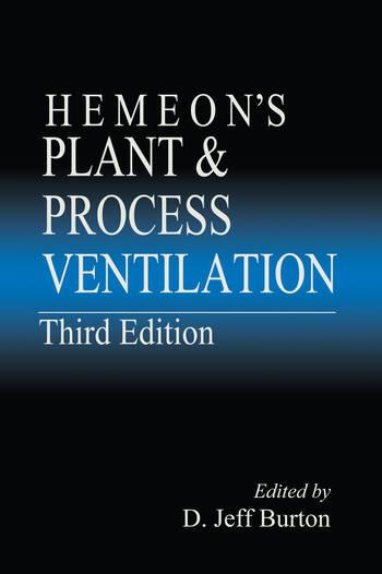 Hemeon's Plant & Process Ventilation book cover