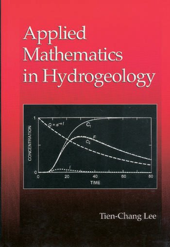 Applied Mathematics in Hydrogeology book cover