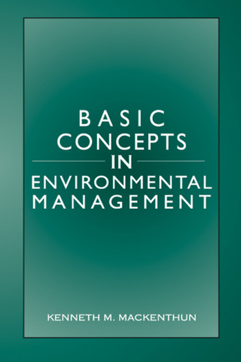 Basic Concepts in Environmental Management book cover