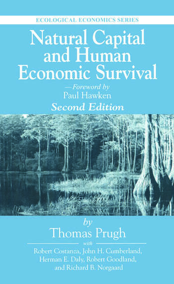 Natural Capital and Human Economic Survival book cover